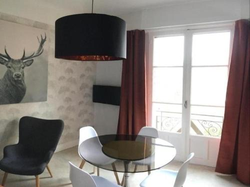 Apartment F2 dans résidence avec ascenseur : Apartment near Mont-Dore