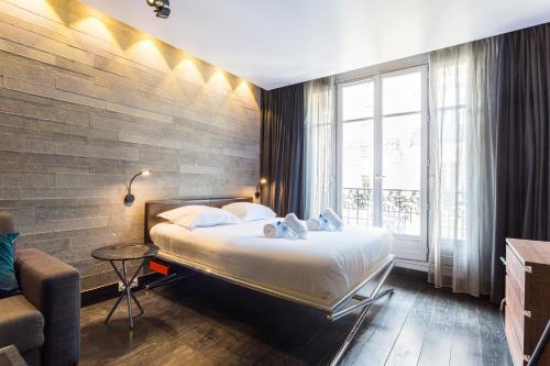 CMG Suite Premium Tour Eiffel III : Apartment near Paris 16e Arrondissement