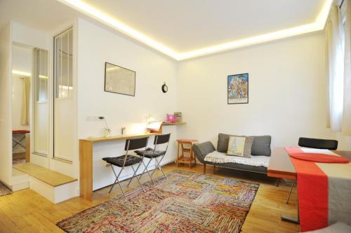 Marais Temple : Apartment near Paris 3e Arrondissement