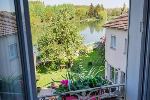 Beau Rivage : Hotel near Saint-Remy-sous-Broyes