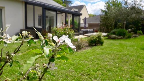 Le Val Dort : Bed and Breakfast near Orvault