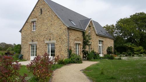 Maison Leonard : Guest accommodation near Dragey-Ronthon