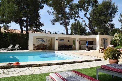 Villa Serena : Guest accommodation near La Ciotat