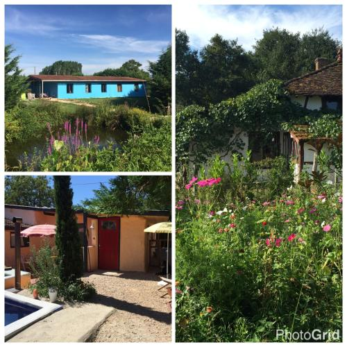 Traumhaus im Burgund : Guest accommodation near Saint-André-en-Bresse