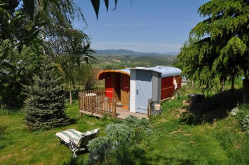 Ferme de la Bonnefontaine : Guest accommodation near Saint-Barthélemy-le-Plain
