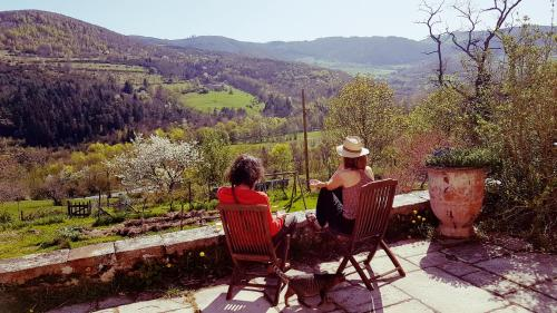 La Rivoire : Bed and Breakfast near Graix