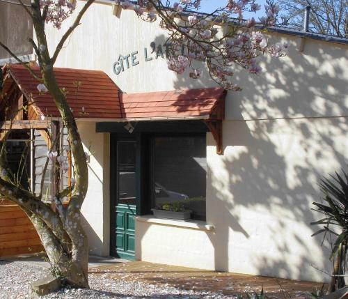Gite l ' Atelier : Guest accommodation near Yvrench