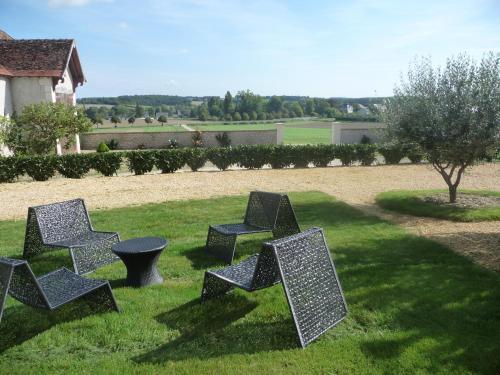Gite du Domaine de la Maison Neuve : Guest accommodation near Saint-Hippolyte