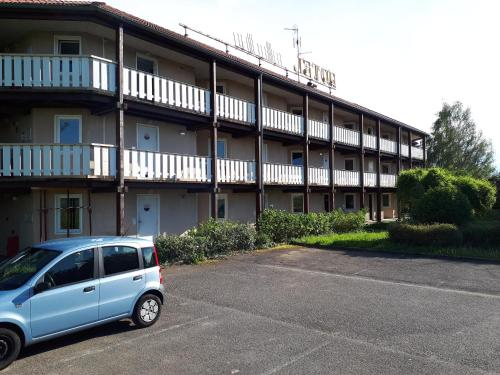 Hôtel & Résidence : Hotel near Michelbach-le-Haut