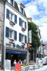 Hotel Le Chapitre : Hotel near Aubusson