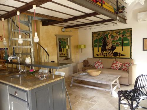 L'annexe du 28 : Apartment near Vallabrix