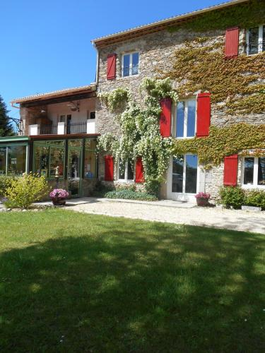 Domaine Esperou : Bed and Breakfast near Cuxac-Cabardès