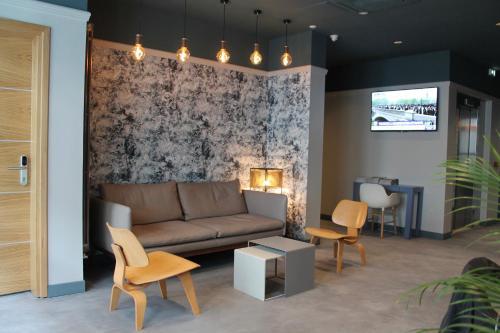 Appartements Paris Boulogne : Guest accommodation near Boulogne-Billancourt