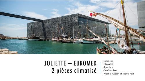 Mon pied-a-terre marseillais : Apartment near Marseille 15e Arrondissement