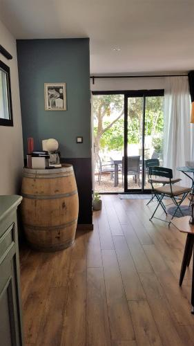 L'Annexe Des Cades : Guest accommodation near Aujargues