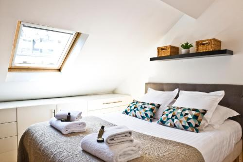 Pick A Flat - Apartments Batignolles/Moulin Rouge : Apartment near Paris 17e Arrondissement
