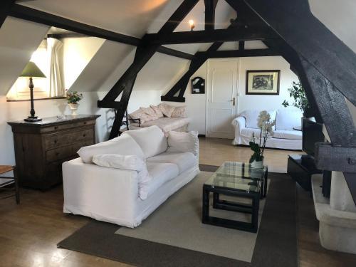 Séjour à la Campagne : Apartment near Saint-Martin-aux-Chartrains