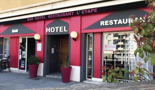 Hotel Restaurant L'Etape : Hotel near Compeyre