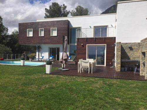 Cassiope : Guest accommodation near Castellar