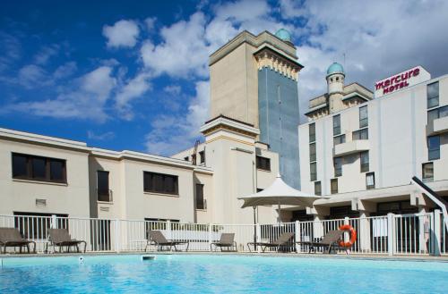 Mercure Vichy Thermalia : Hotel near Poëzat