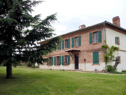 Les Convertigues : Bed and Breakfast near Bonrepos-Riquet