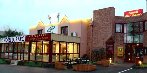 Hôtel du Parc Limoges : Hotel near Limoges
