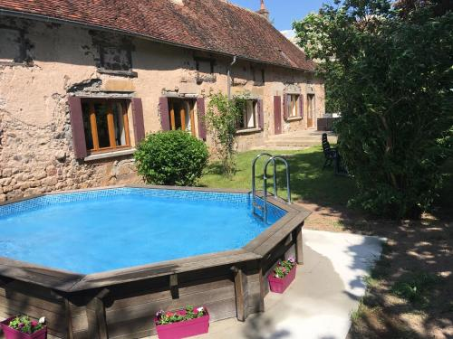La Grande Maison de Pont Lung : Guest accommodation near Louroux-Bourbonnais
