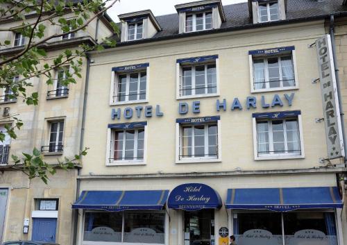 Citotel Hôtel De Harlay : Hotel near Houdancourt
