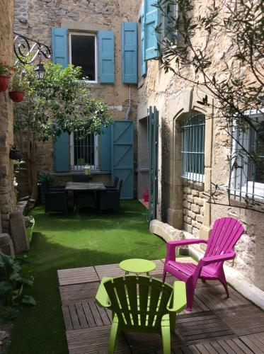 Casa Vasaluta : Bed and Breakfast near Aigues-Vives