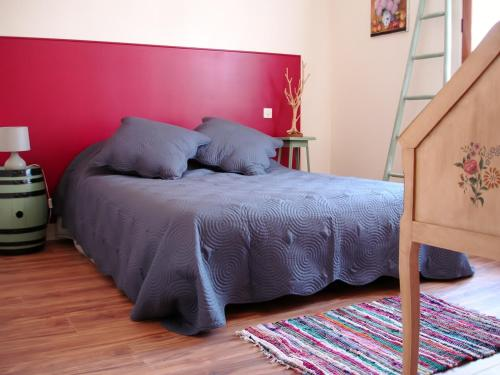 Chambres du Pont de Lauque : Bed and Breakfast near Saint-Paul-de-Vern