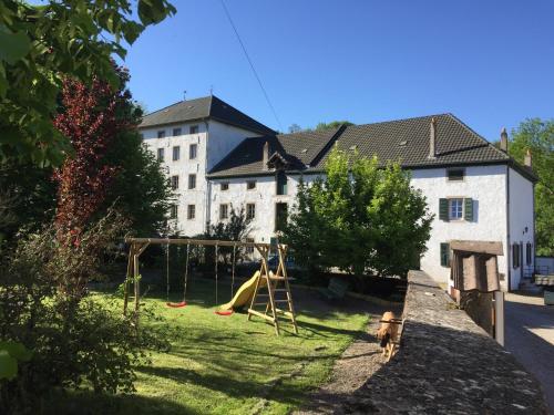 Chambres d'hôtes au Moulin d'Apach : Bed and Breakfast near Évrange