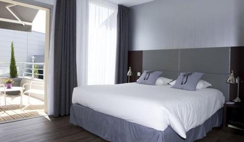 Hype Hôtel : Hotel near Sanguinet