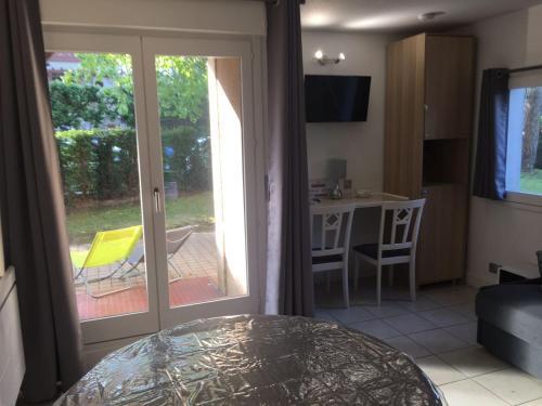Le Studio De Deauville Plage : Apartment near Tourgéville