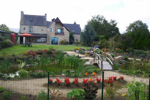 Le Chêne Pichard : Apartment near Guenroc
