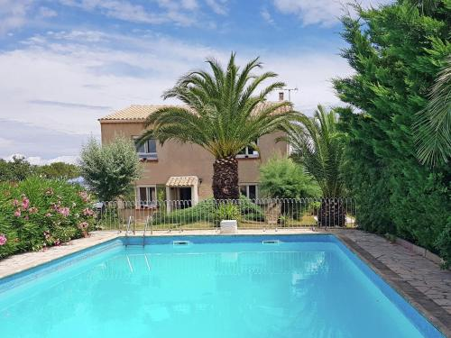 Villa Belle Villa Vue Mer : Guest accommodation near Marseillan