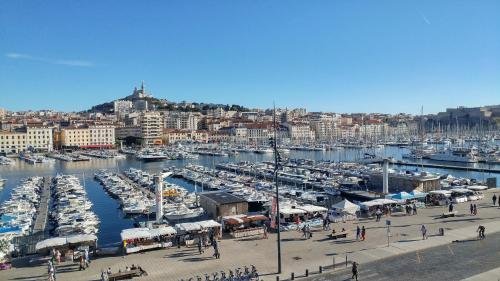 App-Arte Marseille Vieux-Port : Apartment near Marseille 2e Arrondissement