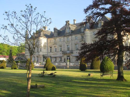 Chateau des Monthairons  Spa LesMonthairons France