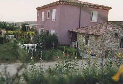 La Bastide des Raisins : Apartment near Rustrel