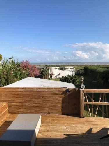Cailleau : Guest accommodation near Cherrueix