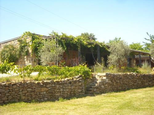 domaine de la Jeanne : Guest accommodation near Laval-d'Aurelle