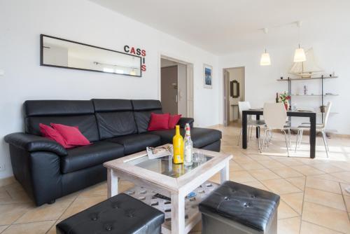 Appartement Clos de l'Ermitage à Cassis : Apartment near Cassis