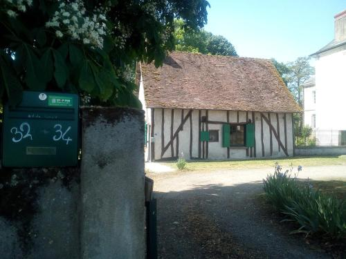 Le P tit Roy : Guest accommodation near Aubigny