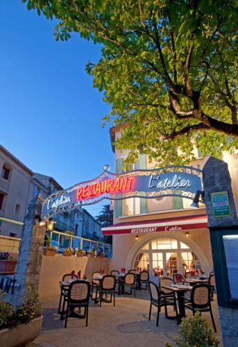 Le Signoret : Hotel near Monieux