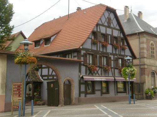 Gites Petermann : Guest accommodation near Bootzheim