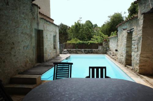 Mas De Rivals : Guest accommodation near Morlhon-le-Haut