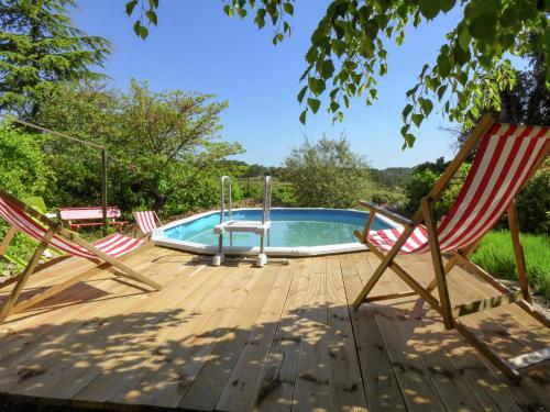 Maison De Vacances - La Caunette : Guest accommodation near Aigues-Vives