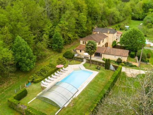 Maison De Vacances - Siorac-En-Perigord : Guest accommodation near Marnac
