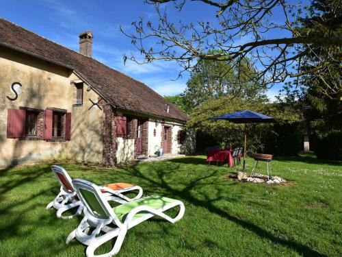 Maison De Vacances - St Maurice Sur Aveyron 2 : Guest accommodation near Châlette-sur-Loing