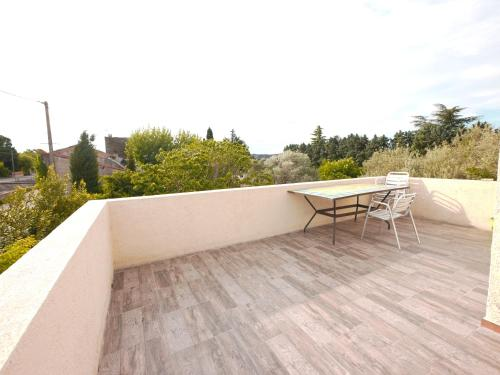 Les oliviers : Apartment near Pujaut