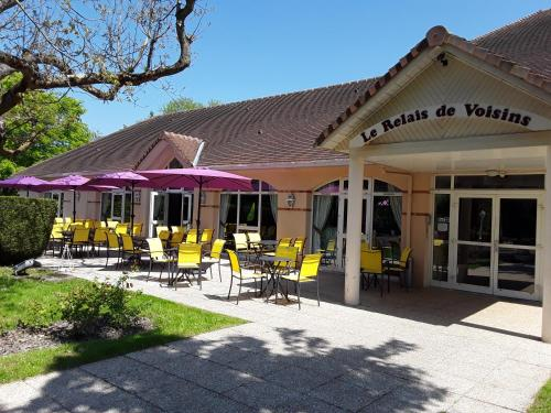 Le Relais de Voisins : Hotel near Villiers-le-Bâcle